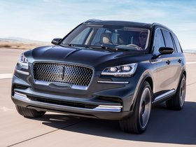 Ver foto 1 de Lincoln Aviator 2018