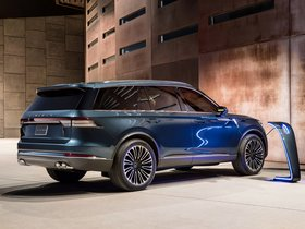 Ver foto 13 de Lincoln Aviator 2018