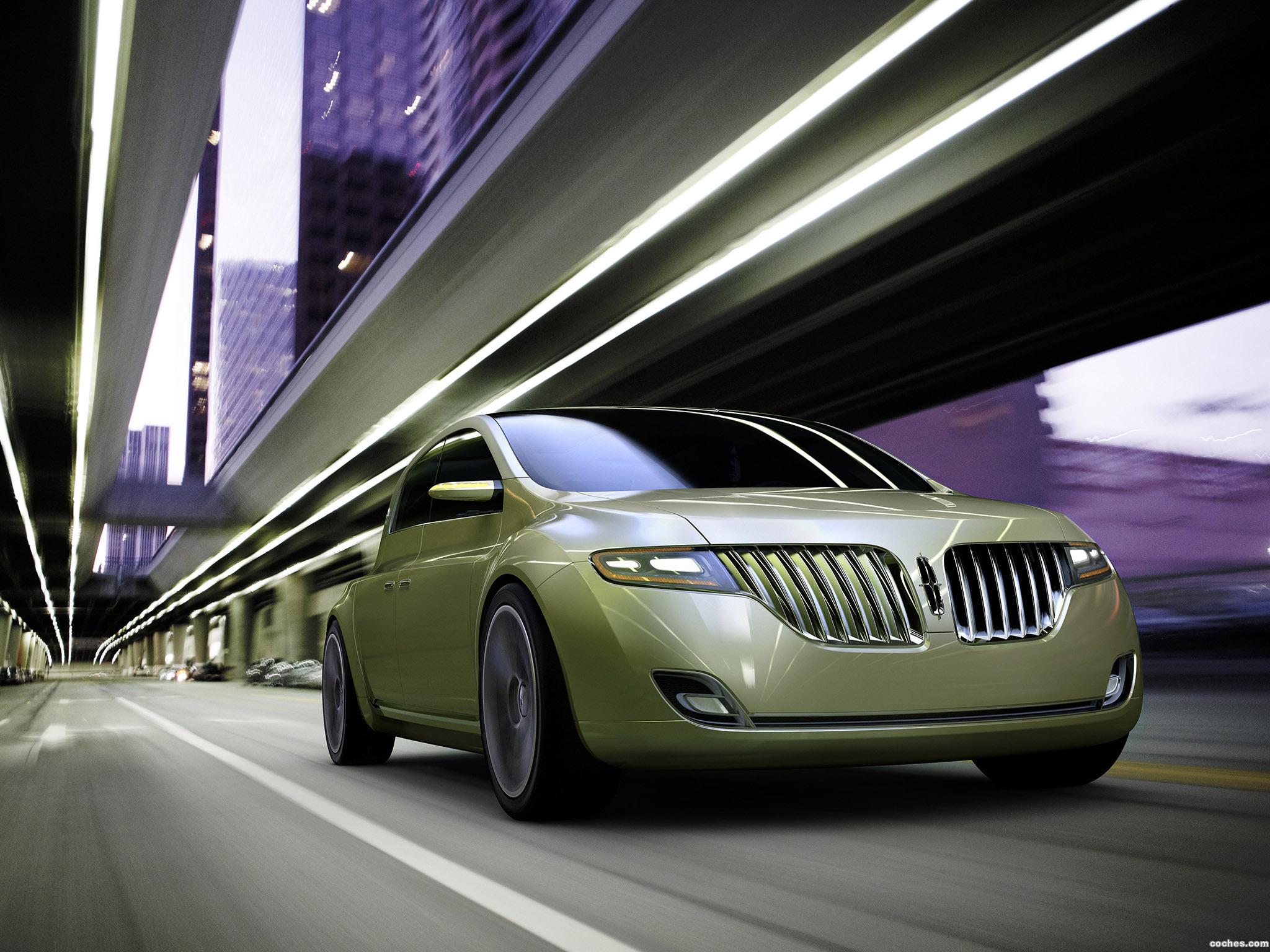 Foto 0 de Lincoln C Concept 2009