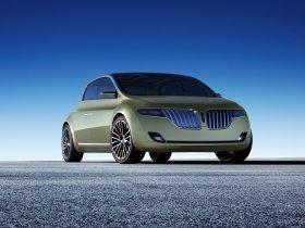 Ver foto 10 de Lincoln C Concept 2009