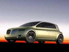 Ver foto 9 de Lincoln C Concept 2009