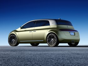 Ver foto 8 de Lincoln C Concept 2009