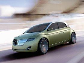 Ver foto 6 de Lincoln C Concept 2009
