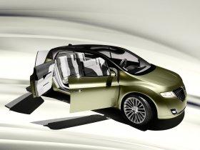 Ver foto 5 de Lincoln C Concept 2009