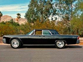 Ver foto 2 de Lincoln Continental 1962
