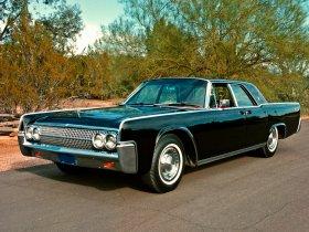 Ver foto 1 de Lincoln Continental 1962