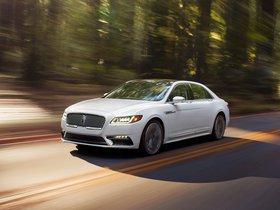 Ver foto 1 de Lincoln Continental 2016
