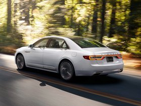 Ver foto 3 de Lincoln Continental 2016