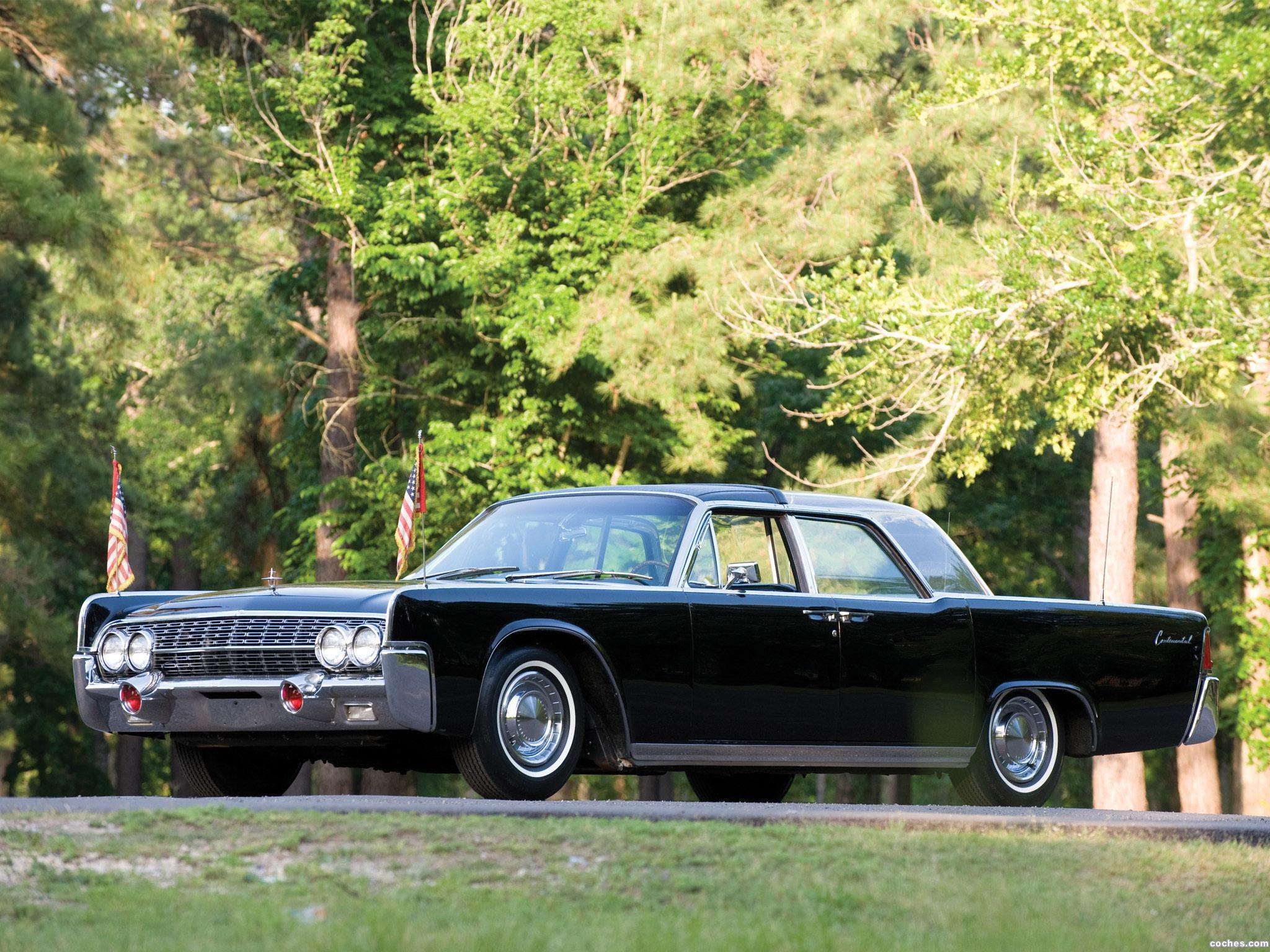 Foto 0 de Lincoln Continental Bubbletop Kennedy Limousine 1962