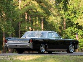 Ver foto 2 de Lincoln Continental Bubbletop Kennedy Limousine 1962