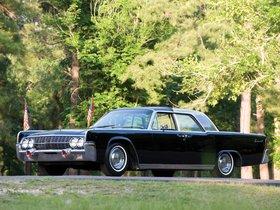 Ver foto 1 de Lincoln Continental Bubbletop Kennedy Limousine 1962