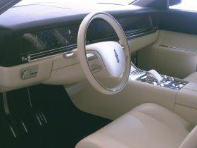Ver foto 7 de Lincoln Continental Concept 2002