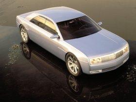 Ver foto 4 de Lincoln Continental Concept 2002