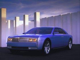 Ver foto 3 de Lincoln Continental Concept 2002