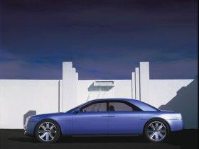 Ver foto 2 de Lincoln Continental Concept 2002
