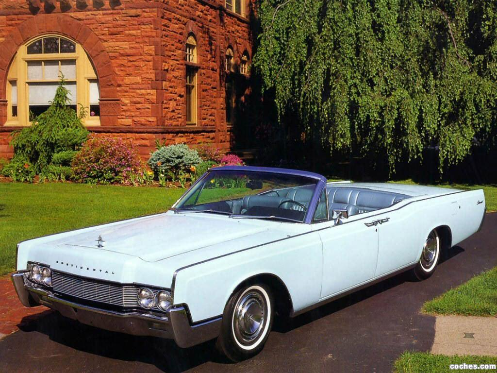 fotos de lincoln continental convertible 1967 foto 1. Black Bedroom Furniture Sets. Home Design Ideas