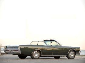 Ver foto 4 de Lincoln Continental Convertible 1967