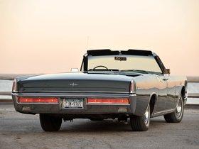 Ver foto 3 de Lincoln Continental Convertible 1967