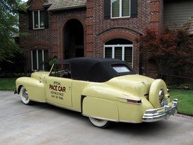 Ver foto 2 de Lincoln Continental Indy Pace Car 1946