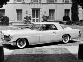 Ver foto 4 de Lincoln Continental Mark II 1956
