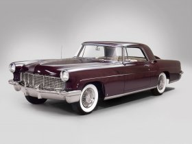 Ver foto 1 de Lincoln Continental Mark II 1956