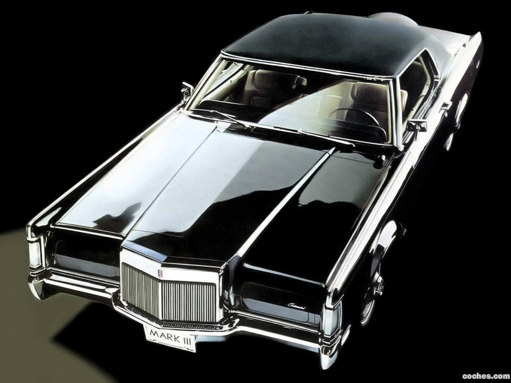 Foto 7 de Lincoln Continental Mark III 1968