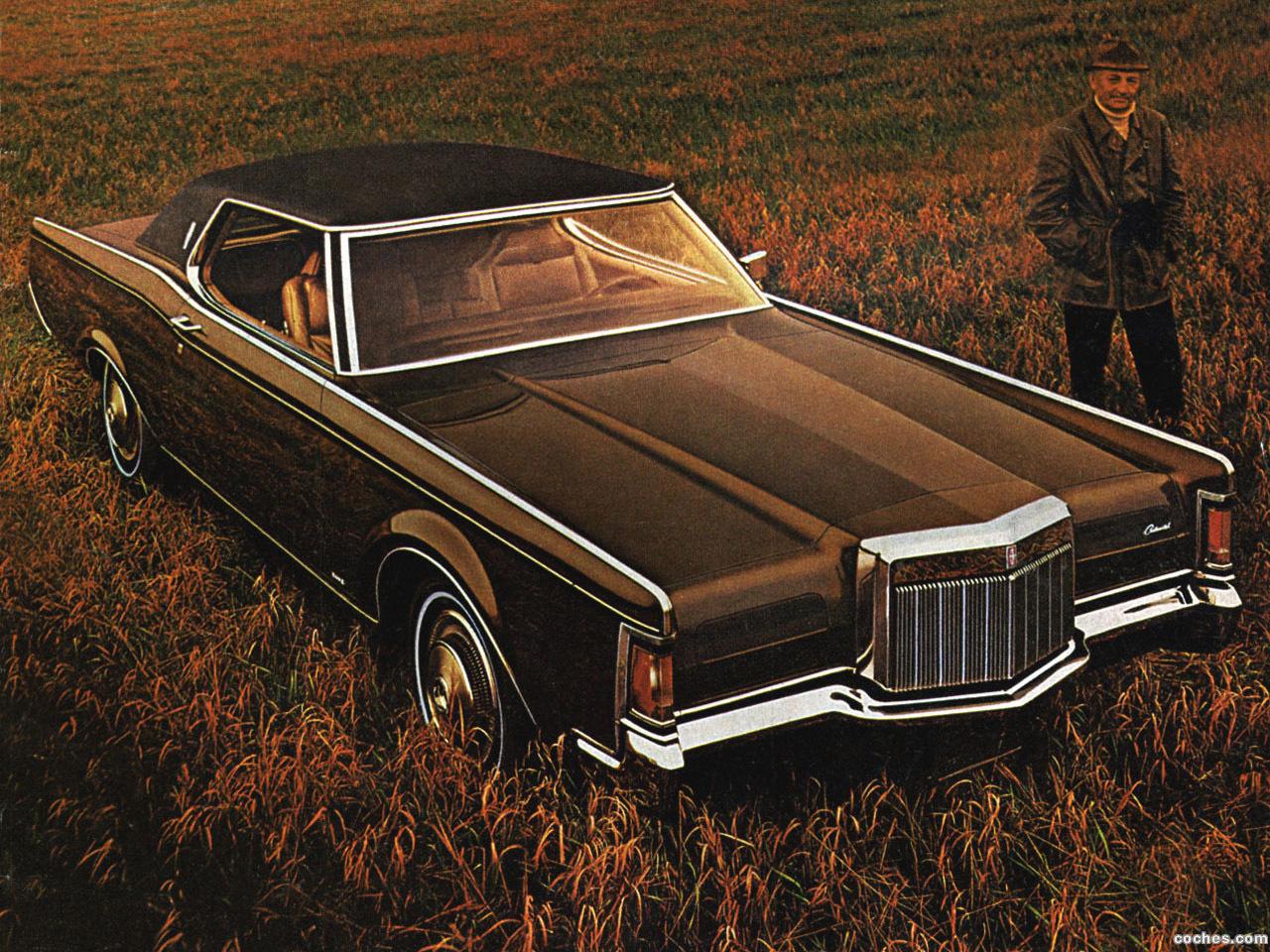 Foto 5 de Lincoln Continental Mark III 1968