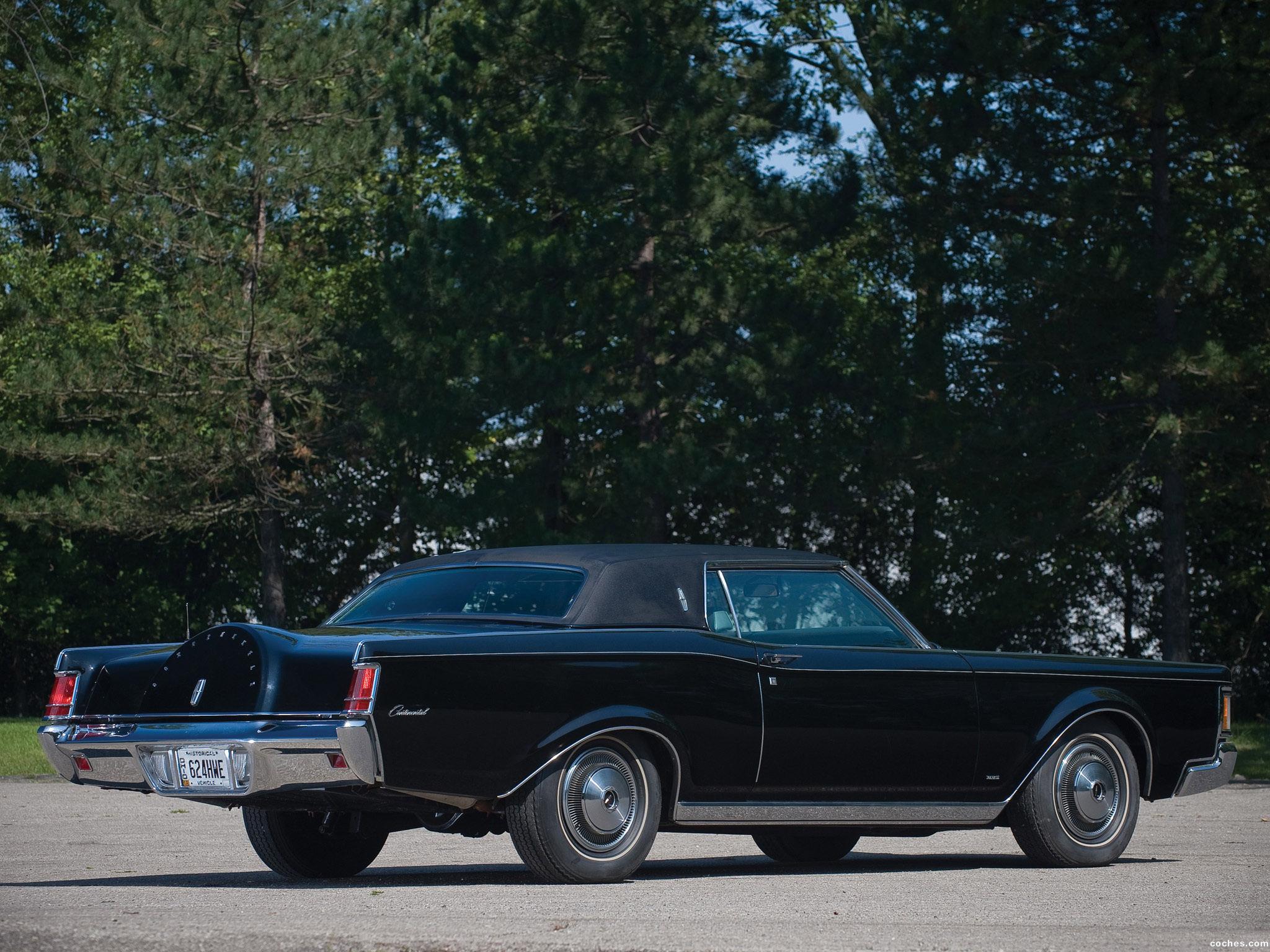 Foto 1 de Lincoln Continental Mark III 1968