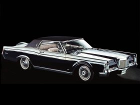Ver foto 10 de Lincoln Continental Mark III 1968