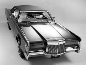 Ver foto 1 de Lincoln Continental Mark III 1968