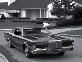 Ver foto 7 de Lincoln Continental Mark III 1968