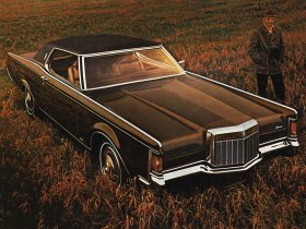Ver foto 6 de Lincoln Continental Mark III 1968
