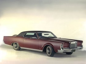 Ver foto 4 de Lincoln Continental Mark III 1968