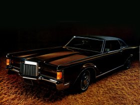 Ver foto 3 de Lincoln Continental Mark III 1968