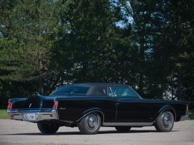 Ver foto 2 de Lincoln Continental Mark III 1968