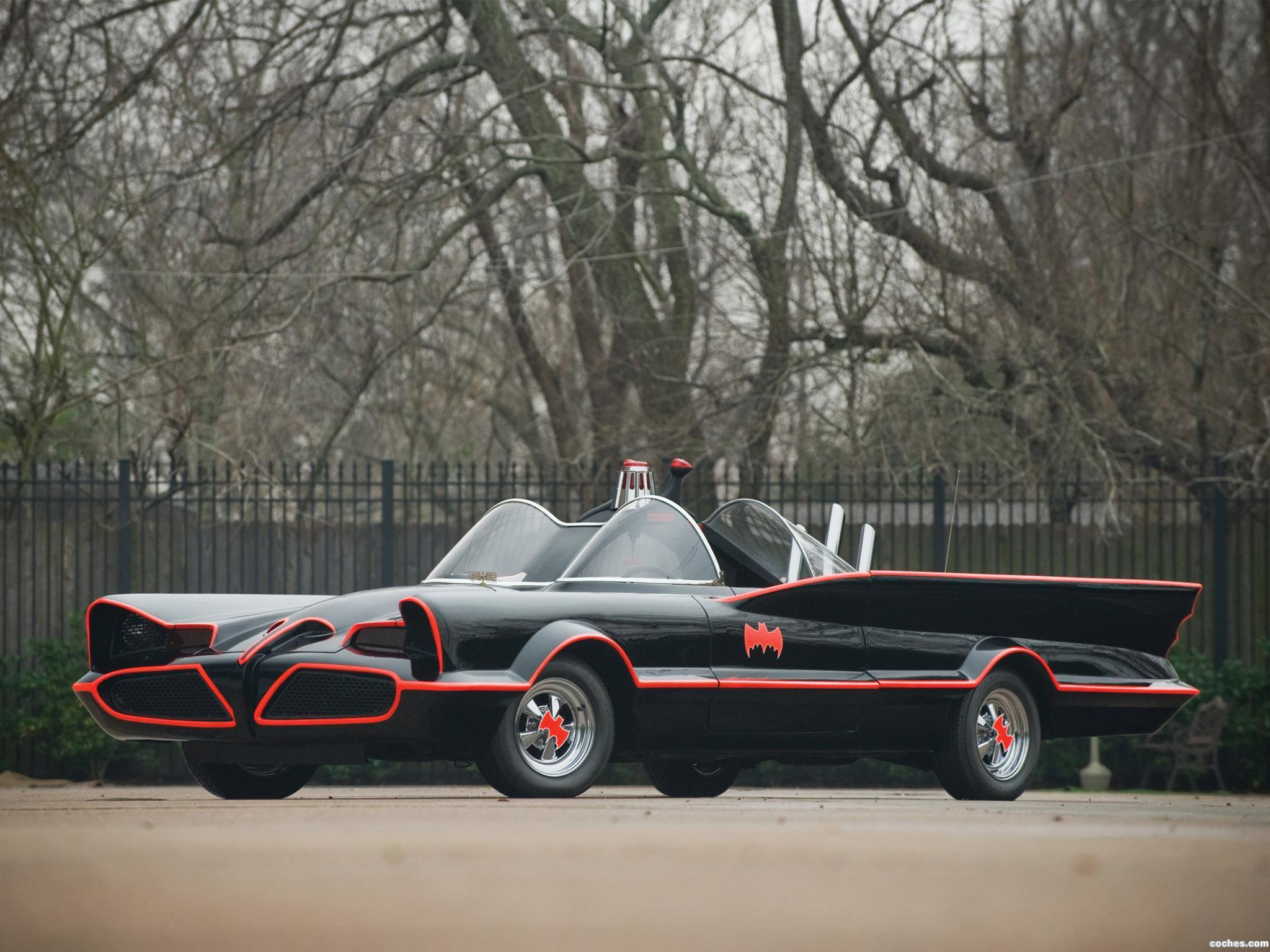 Foto 0 de Lincoln Futura Batmobile by Barris Kustom 1966