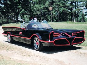 Ver foto 3 de Lincoln Futura Batmobile by Barris Kustom 1966