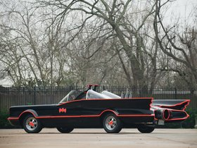 Ver foto 2 de Lincoln Futura Batmobile by Barris Kustom 1966