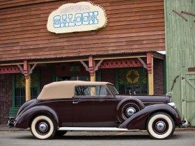 Ver foto 3 de Lincoln K Convertible Victoria 1937