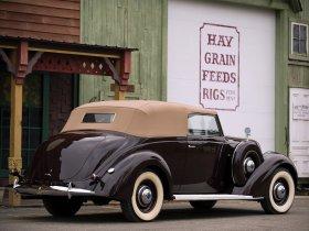 Ver foto 2 de Lincoln K Convertible Victoria 1937