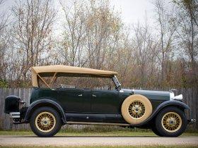 Ver foto 3 de Lincoln K Dual Cowl Sport Phaeton 1930
