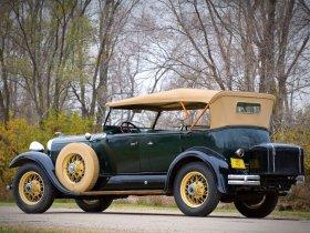 Ver foto 2 de Lincoln K Dual Cowl Sport Phaeton 1930
