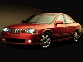 Fotos de Lincoln LS