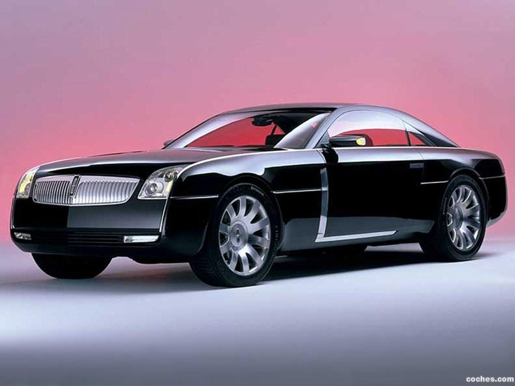 Foto 0 de Lincoln MK9 Concept 2001