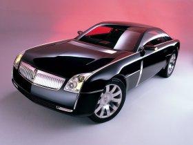 Ver foto 2 de Lincoln MK9 Concept 2001