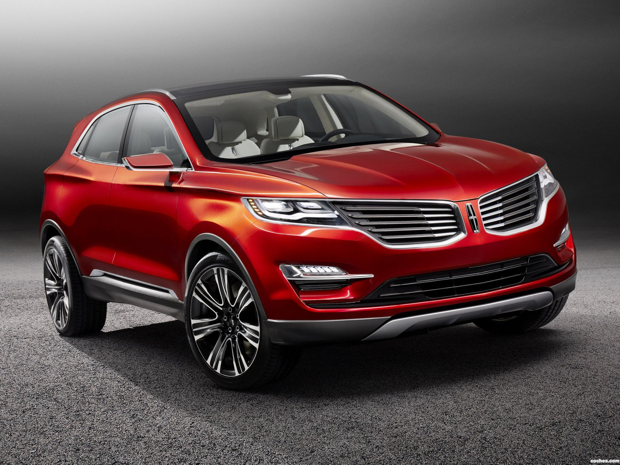 Foto 0 de Lincoln MKC Black Label Concept 2013