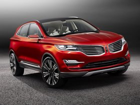 Ver foto 1 de Lincoln MKC Black Label Concept 2013
