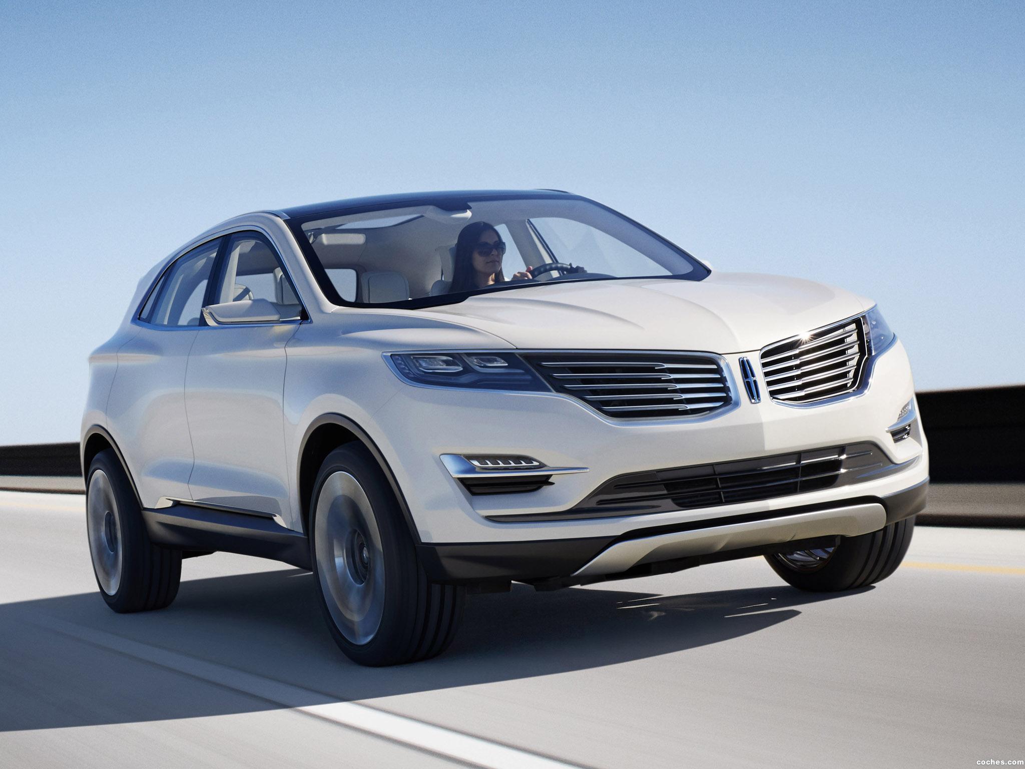 Foto 0 de Lincoln MKC Concept 2013