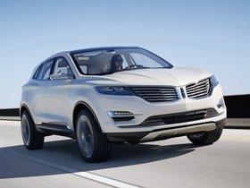 Ver foto 1 de Lincoln MKC Concept 2013