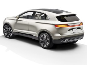 Ver foto 5 de Lincoln MKC Concept 2013